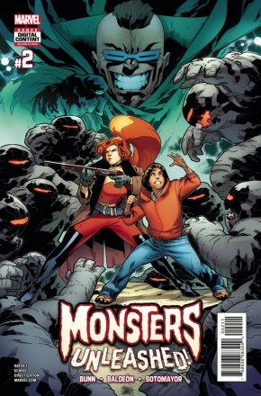 MONSTERS UNLEASHED #2 (2017 SERIES)