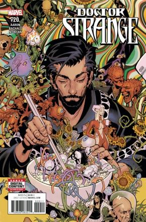DOCTOR STRANGE #20 (2015 SERIES)
