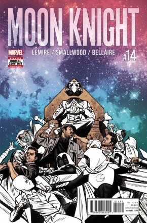MOON KNIGHT #14 (2016 SERIES)