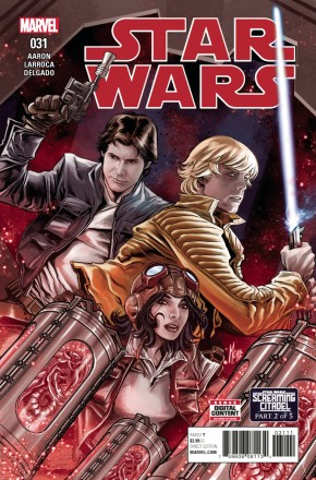 STAR WARS #31 (2015 SERIES)