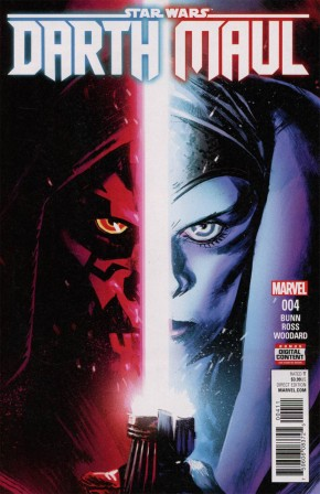 STAR WARS DARTH MAUL #4 (2017 SERIES)