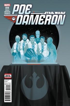 STAR WARS POE DAMERON #14
