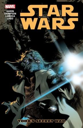 STAR WARS VOLUME 5 YODAS SECRET WAR GRAPHIC NOVEL