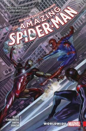 AMAZING SPIDER-MAN WORLDWIDE VOLUME 2 HARDCOVER