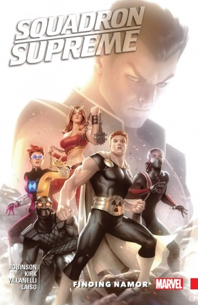 SQUADRON SUPREME VOLUME 3 FINDING NAMOR GRAPHIC NOVEL