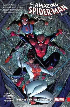 AMAZING SPIDER-MAN RENEW YOUR VOWS VOLUME 1 BRAWL IN THE FAMILY GRAPHIC NOVEL