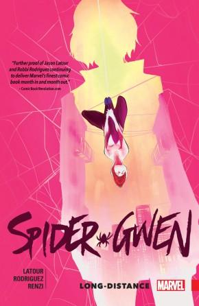 SPIDER-GWEN VOLUME 3 LONG-DISTANCE GRAPHIC NOVEL