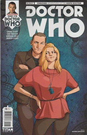 DOCTOR WHO 9TH #15