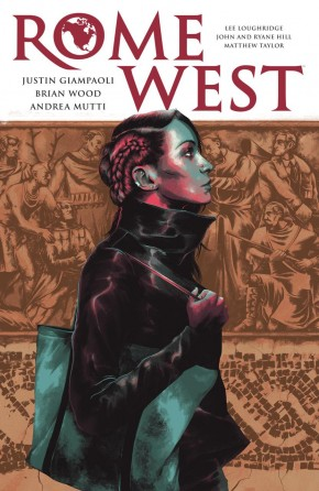 ROME WEST GRAPHIC NOVEL
