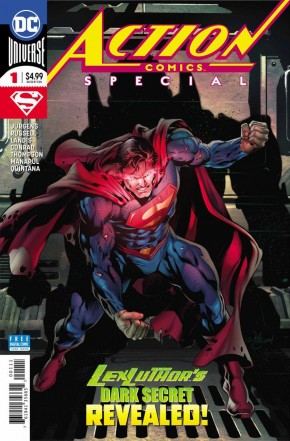 ACTION COMICS SPECIAL #1 (2016 SERIES)