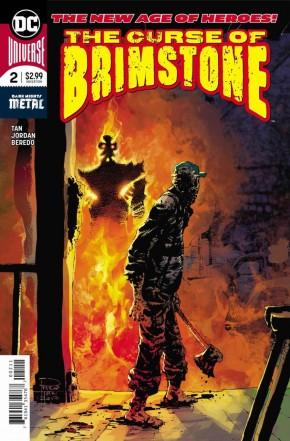 CURSE OF BRIMSTONE #2