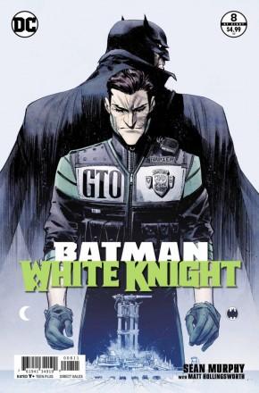 BATMAN WHITE KNIGHT #8