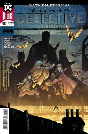 DETECTIVE COMICS #980 (2016 SERIES)