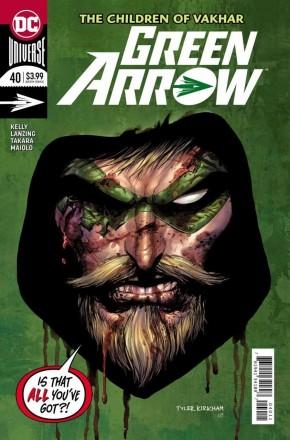 GREEN ARROW #40 (2016 SERIES)