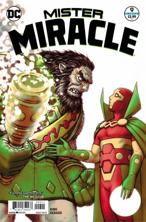 MISTER MIRACLE #9 (2017 SERIES)