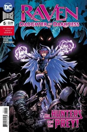 RAVEN DAUGHTER OF DARKNESS #5