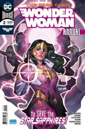 WONDER WOMAN ANNUAL #2 (2016 SERIES)