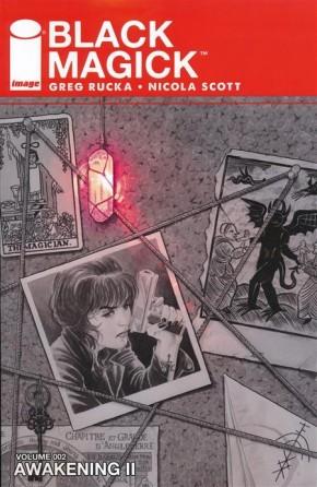 BLACK MAGICK VOLUME 2 AWAKENING II GRAPHIC NOVEL