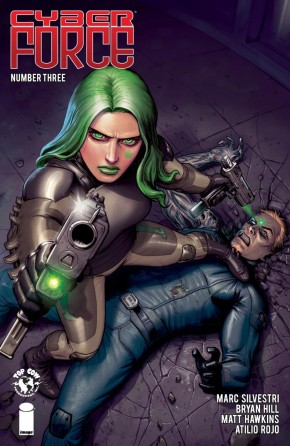 CYBER FORCE #3 (2018 SERIES)