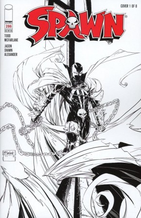 SPAWN #286 COVER A