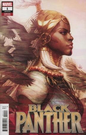 BLACK PANTHER #1  (2018 SERIES) ARTGERM VARIANT
