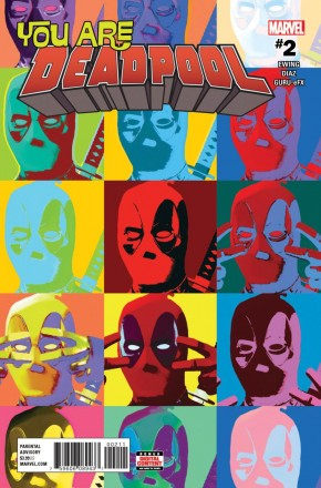 YOU ARE DEADPOOL #2