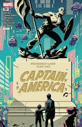 CAPTAIN AMERICA #701 (2017 SERIES)