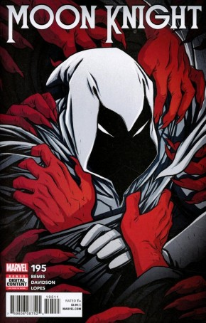 MOON KNIGHT #195 (2017 SERIES)