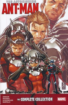 ASTONISHING ANT-MAN COMPLETE COLLECTION GRAPHIC NOVEL