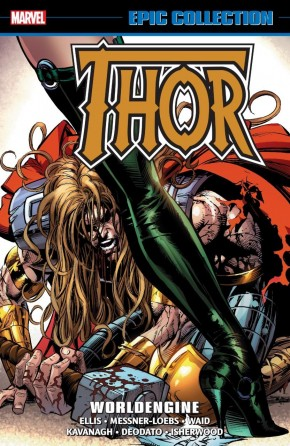THOR EPIC COLLECTION WORLDENGINE GRAPHIC NOVEL