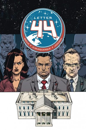 LETTER 44 VOLUME 1 DELUXE EDITION HARDCOVER