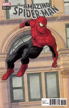 AMAZING SPIDER-MAN #800 (2015 SERIES) RIVERA VARIANT