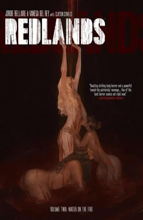 REDLANDS VOLUME 2 GRAPHIC NOVEL