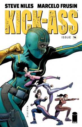 KICK-ASS #14 (2018 SERIES)