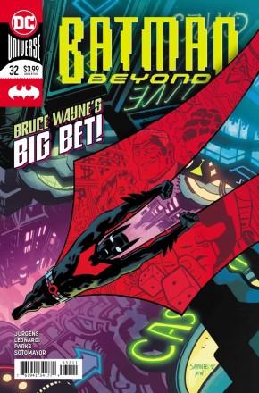 BATMAN BEYOND #32 (2016 SERIES)