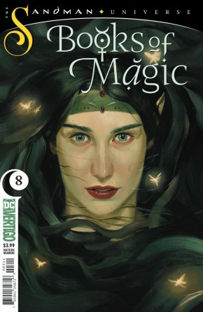 BOOKS OF MAGIC #8 (2018 SERIES)