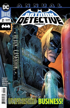 DETECTIVE COMICS ANNUAL #2 (2016 SERIES)