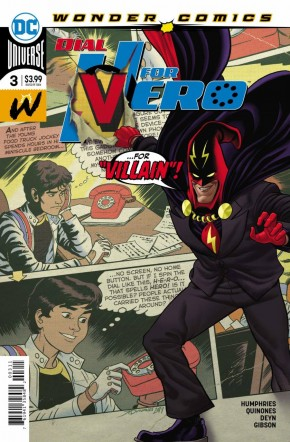 DIAL H FOR HERO #3 (2019 SERIES)