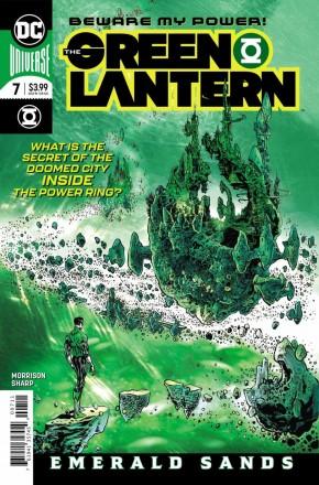 GREEN LANTERN #7 (2018 SERIES)