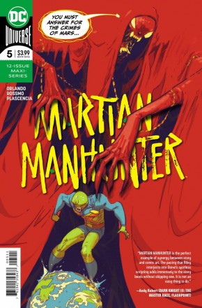 MARTIAN MANHUNTER #5 (2018 SERIES)