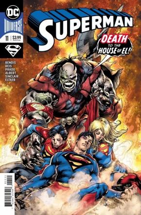 SUPERMAN #11 (2018 SERIES)