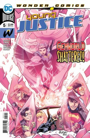 YOUNG JUSTICE #5 (2019 SERIES)