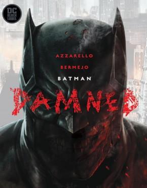 BATMAN DAMNED HARDCOVER