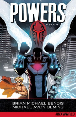 POWERS BOOK 5 GRAPHIC NOVEL (NEW EDITION)