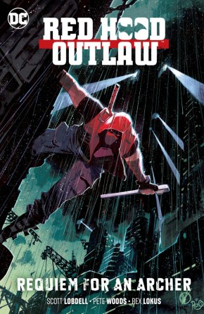 RED HOOD OUTLAW VOLUME 1 REQUIEM FOR AN ARCHER GRAPHIC NOVEL