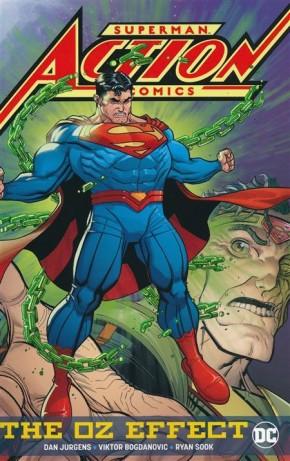 SUPERMAN ACTION COMICS THE OZ EFFECT GRAPHIC NOVEL