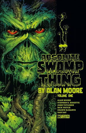 ABSOLUTE SWAMP THING BY ALAN MOORE VOLUME 1 HARDCOVER