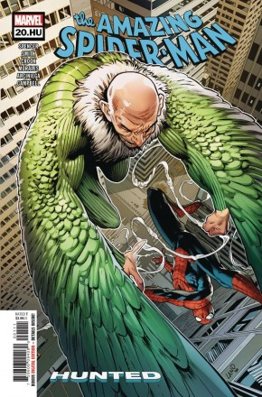 AMAZING SPIDER-MAN #20.HU (2018 SERIES)