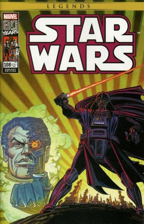 STAR WARS ORIGINAL MARVEL YEARS #108 INFANTINO REMASTERED VARIANT