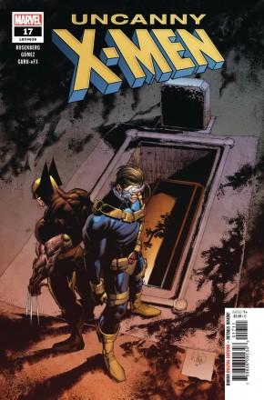 UNCANNY X-MEN #17 (2018 SERIES)